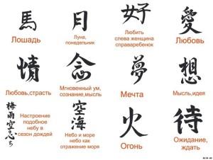 запомнить иероглифы