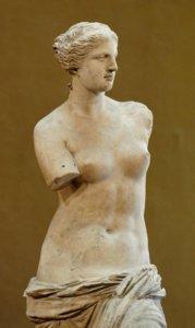 Статуя Венере Милоской