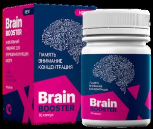 Препарат для мозга BrainBooster